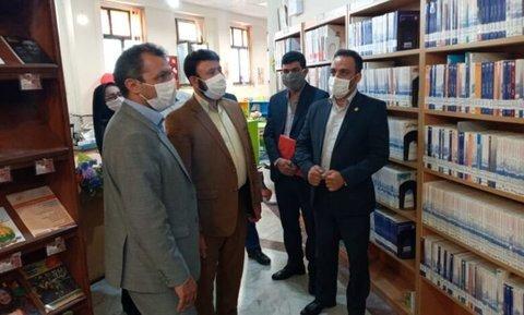 حل مشکلات کتابخانههای عمومی در مجلس شورای اسلامی پیگیری میشود