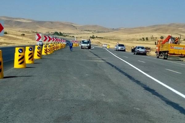 محور ترانزیتی جم-دارالمیزان-فیروزآباد مسدود میشود