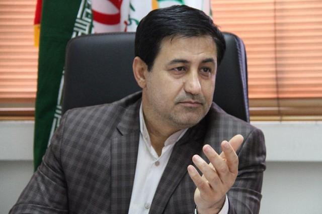 حسین آرگیو به سمت فرماندار شهرستان فیروز آباد منصوب شد